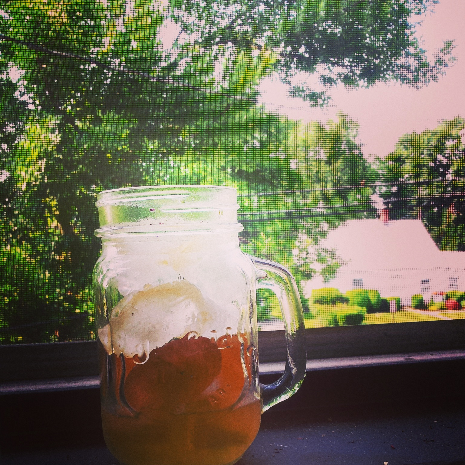 how to make iced tea quickly